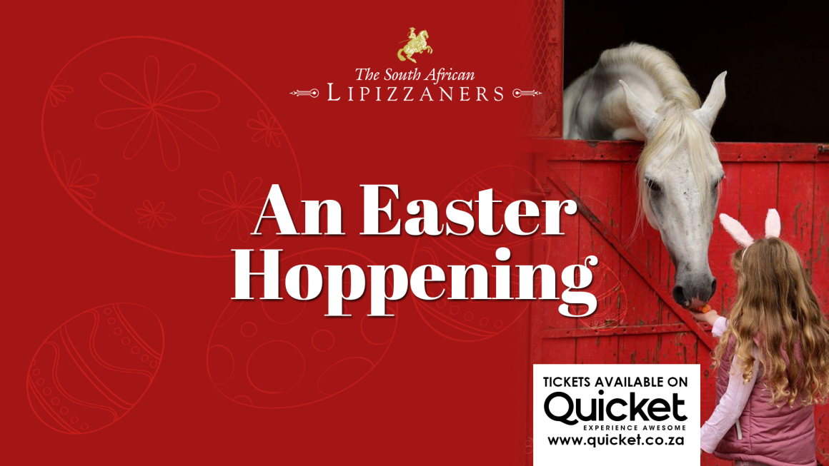 An Easter Hoppening at the SA Lipizzaners